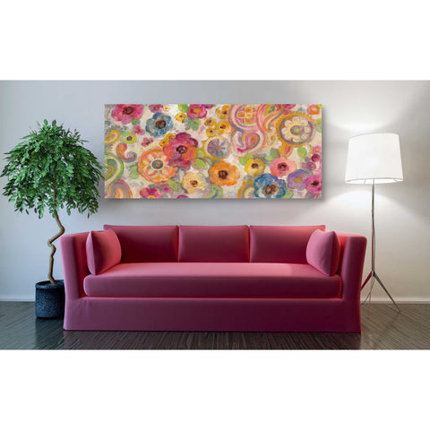 """Bohemian Summer I"" by Silvia Vassileva, Giclee Canvas Wall Art"