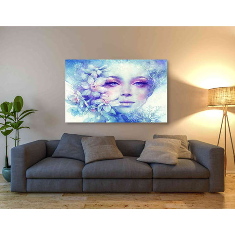 Image of 'December' by Anna Dittman, Giclee Canvas Wall Art