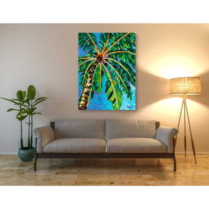 'Under the Palms I' by Carolee Vitaletti, Giclee Canvas Wall Art