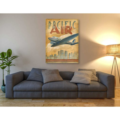 Image of 'Pacific Air' by Ethan Harper Giclee Canvas Wall Art