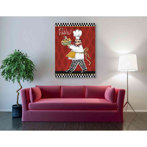 Image of 'Chefs on the Go I' by Anne Tavoletti, Giclee Canvas Wall Art