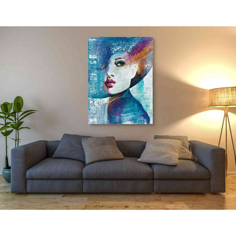 Image of 'Angie' by Colin John Staples, Giclee Canvas Wall Art