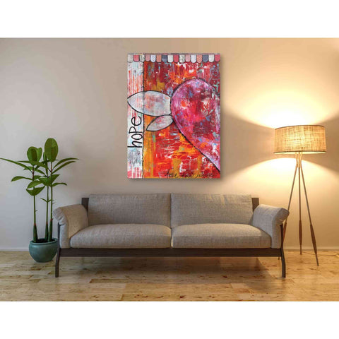"Image of ""Hope"" by Denise Braun, Giclee Canvas Wall Art"