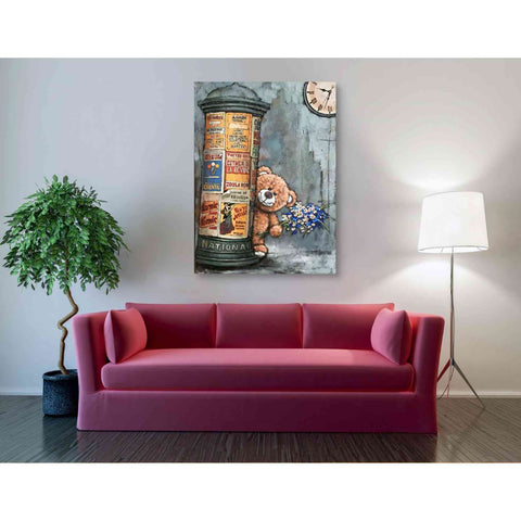 Image of 'Rendezvous' by Alexander Gunin, Canvas Wall Art,40 x 54
