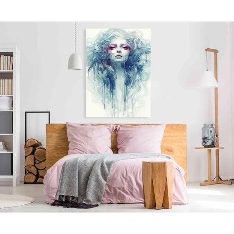 'Oil' by Anna Dittman, Giclee Canvas Wall Art