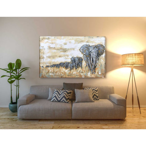 Image of 'The Big' by Alexander Gunin, Giclee Canvas Wall Art