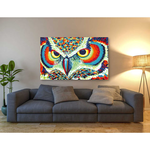 Image of 'Bright Eyes' by Carolee Vitaletti, Giclee Canvas Wall Art