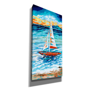 'Wind in my Sail II' by Carolee Vitaletti, Giclee Canvas Wall Art