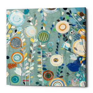 'Ocean Garden II Square' by Candra Boggs, Giclee Canvas Wall Art