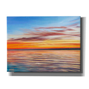'Tranquil Sky I' by Carolee Vitaletti Giclee Canvas Wall Art