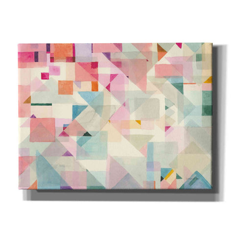 Image of 'Try Angles II' by Danhui Nai, Canvas Wall Art,Size B Landscape