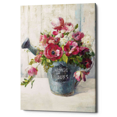 Image of 'Garden Blooms II' by Danhui Nai, Canvas Wall Art