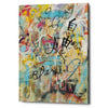 'Graffiti Freedom' by Danhui Nai, Giclee Canvas Wall Art