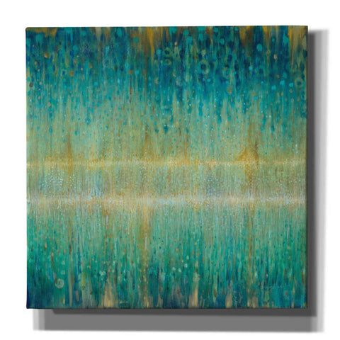 """Rain Abstract I"" by Danhui Nai, Giclee Canvas Wall Art"