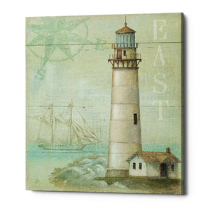 'East Coastal Light' by Daphne Brissonet, Giclee Canvas Wall Art