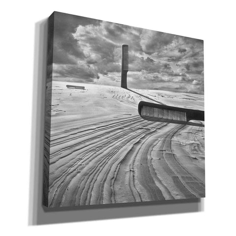 Image of 'Combing the Dunes' by Dariusz Klimczak, Giclee Canvas Wall Art