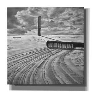'Combing the Dunes' by Dariusz Klimczak, Giclee Canvas Wall Art