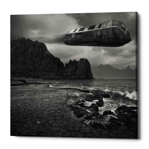 "Image of ""Loco Motion"" by Dariusz Klimczak, Giclee Canvas Wall Art"