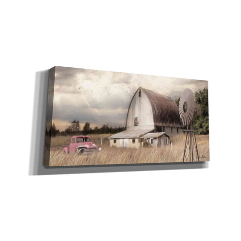 'Henderson Bay Farm' by Lori Deiter, Giclee Canvas Wall Art