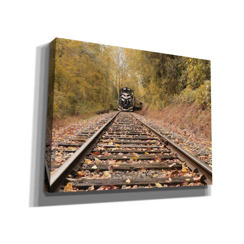 'Great Smoky Mountains Railroad' by Lori Deiter, Giclee Canvas Wall Art