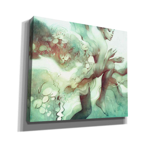 Image of 'Flood' by Anna Dittman, Giclee Canvas Wall Art