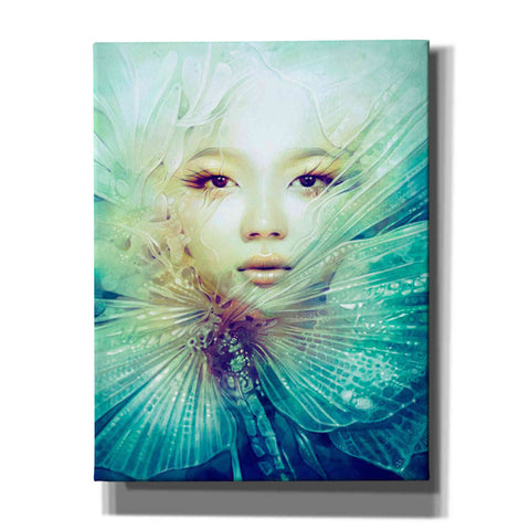 Image of 'Locust' by Anna Dittman, Giclee Canvas Wall Art