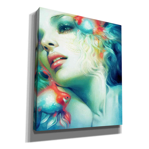 Image of 'Scale' by Anna Dittman, Canvas Wall Art,Size C Portrait