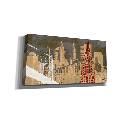 'Modern Metropolis I' by Ethan Harper Giclee Canvas Wall Art