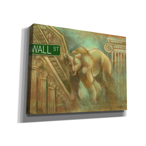 'Bear Market' by Ethan Harper Giclee Canvas Wall Art