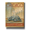 'Chicago Auto Club' by Ethan Harper Giclee Canvas Wall Art