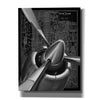 'Vintage Plane I' by Ethan Harper Canvas Wall Art,Size B Portrait