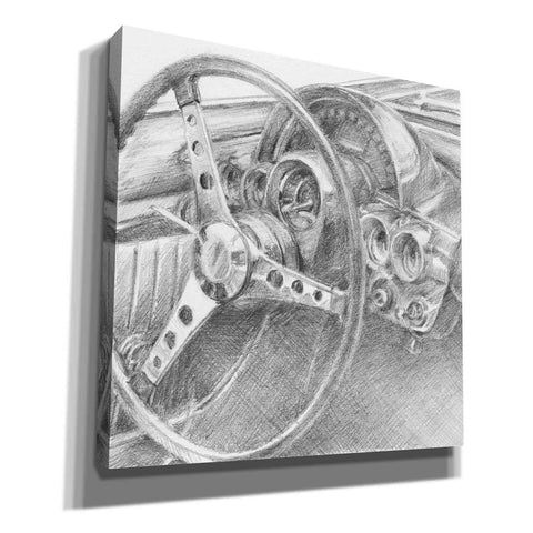 'Behind the Wheel II' by Ethan Harper Giclee Canvas Wall Art
