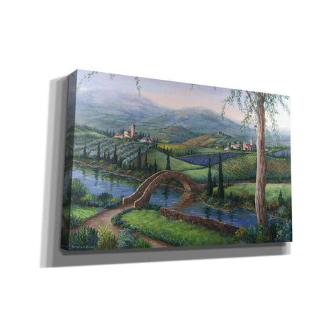 Image of 'Vistas of France' by Barbara Felisky, Giclee Canvas Wall Art