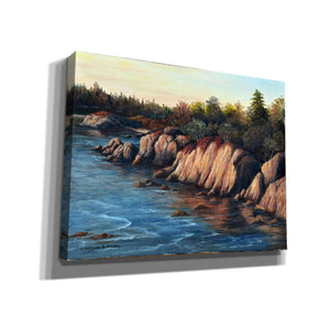 'Carmel Sunset' by Barbara Felisky, Giclee Canvas Wall Art