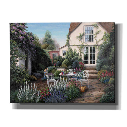 Image of 'Remembering Park Farm' by Barbara Felisky, Giclee Canvas Wall Art