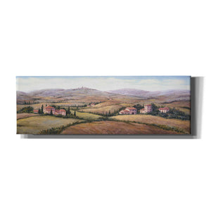 'Two Homes in Italy' by Barbara Felisky, Giclee Canvas Wall Art