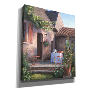 'An Italian Moment' by Barbara Felisky, Giclee Canvas Wall Art