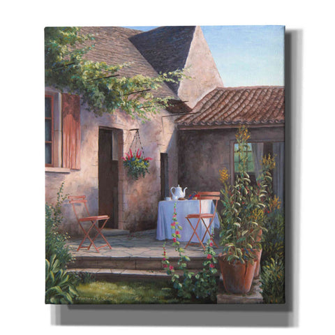 Image of 'An Italian Moment' by Barbara Felisky, Giclee Canvas Wall Art