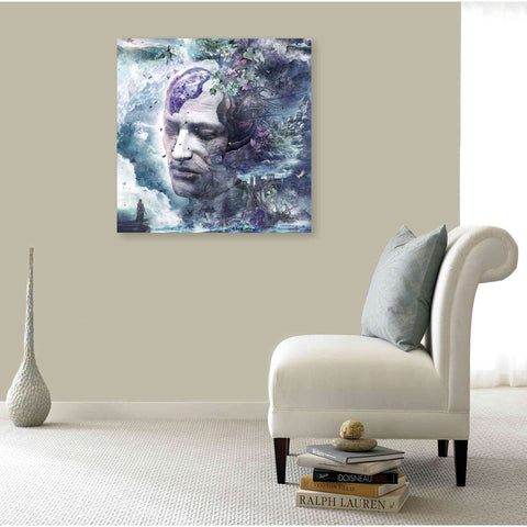 Image of 'All We Have is Now' by Cameron Gray, Canvas Wall Art