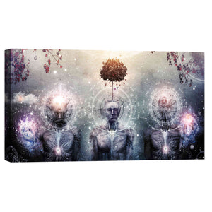 """Hope For The Sound Awakening"" by Cameron Gray, Giclee Canvas Wall Art"