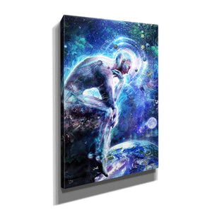 'The Mystery of Ourselves' by Cameron Gray, Canvas Wall Art