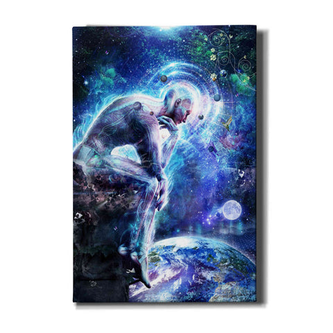 Image of 'The Mystery of Ourselves' by Cameron Gray, Canvas Wall Art