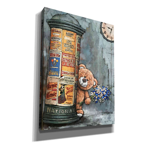Image of 'Rendezvous' by Alexander Gunin, Canvas Wall Art,Size 1 Square