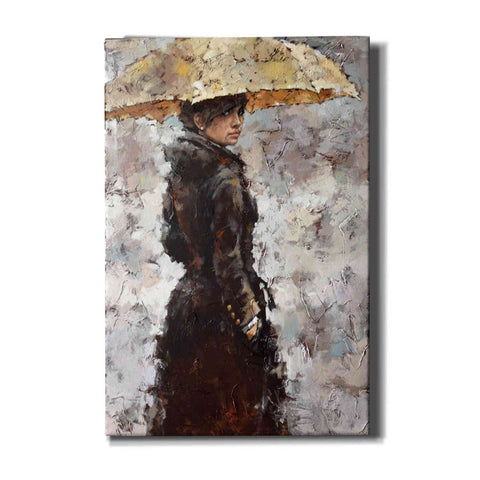 Image of 'Glance' by Alexander Gunin, Canvas Wall Art,Size A Portrait