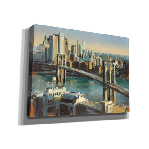 'Into Manhattan' by Marilyn Hageman, Giclee Canvas Wall Art