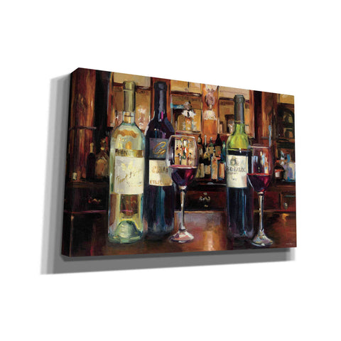 """A Reflection of Wine"" by Marilyn Hageman, Giclee Canvas Wall Art"
