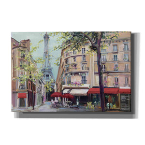 """Springtime in Paris"" by Marilyn Hageman, Giclee Canvas Wall Art"