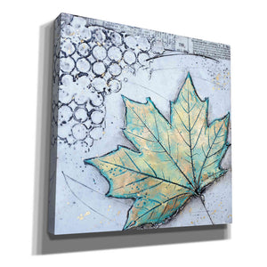 'Channeling Fall 2' by Britt Hallowell, Canvas Wall Art,Size 1 Square