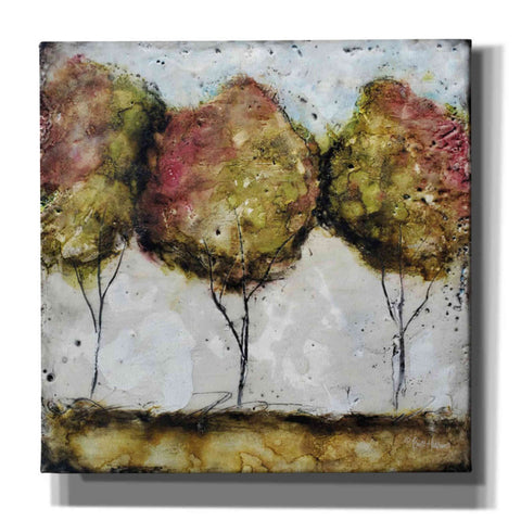 Image of 'A Fall Stroll' by Britt Hallowell, Giclee Canvas Wall Art