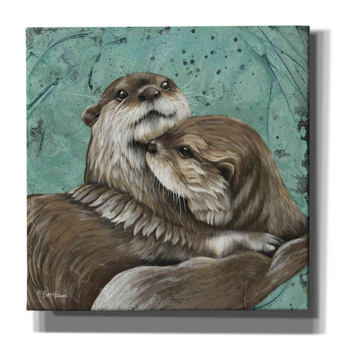 Image of 'Mischief and Mayhem' by Britt Hallowell, Giclee Canvas Wall Art